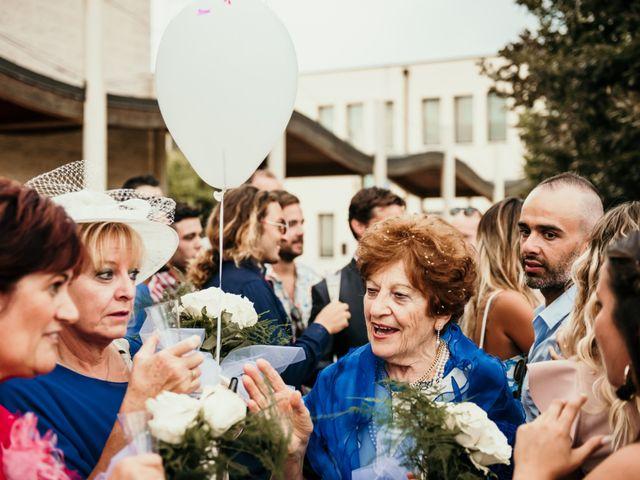 Il matrimonio di Silvia e Simone a Cesenatico, Forlì-Cesena 77