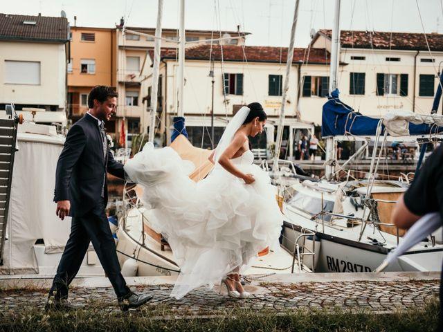 Il matrimonio di Silvia e Simone a Cesenatico, Forlì-Cesena 85