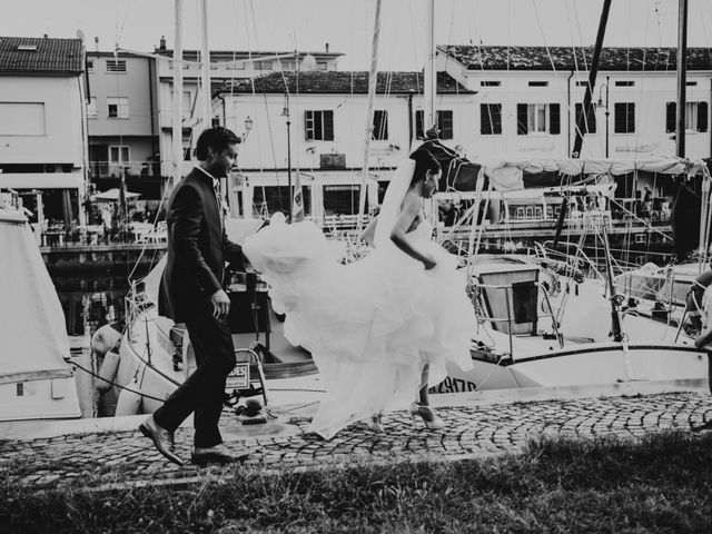 Il matrimonio di Silvia e Simone a Cesenatico, Forlì-Cesena 86