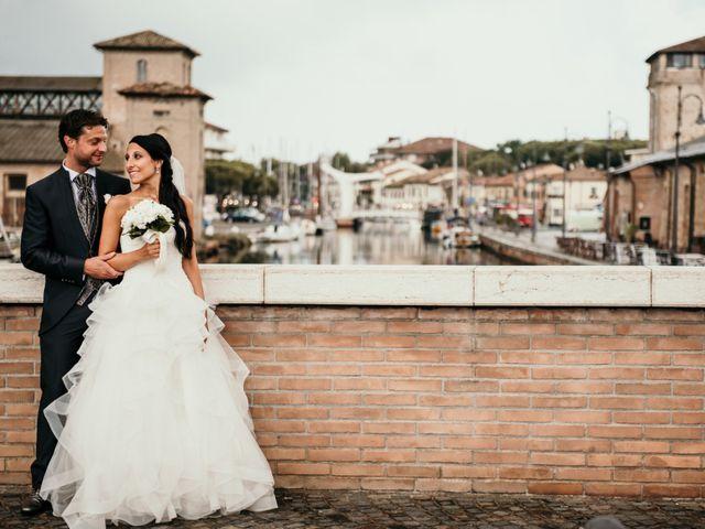 Il matrimonio di Silvia e Simone a Cesenatico, Forlì-Cesena 87