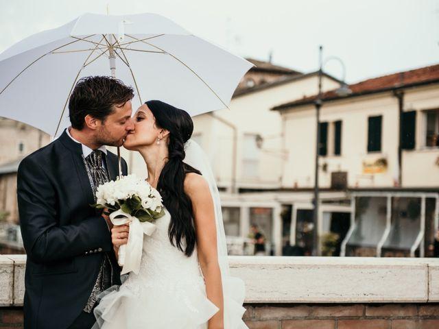 Il matrimonio di Silvia e Simone a Cesenatico, Forlì-Cesena 89