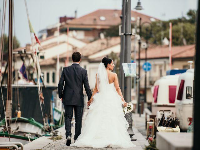 Il matrimonio di Silvia e Simone a Cesenatico, Forlì-Cesena 90