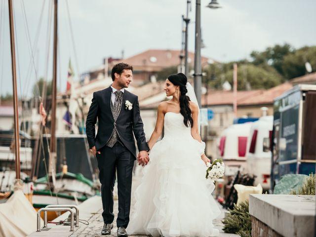 Il matrimonio di Silvia e Simone a Cesenatico, Forlì-Cesena 91