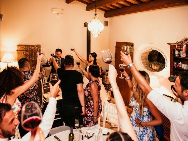 Il matrimonio di Silvia e Simone a Cesenatico, Forlì-Cesena 113