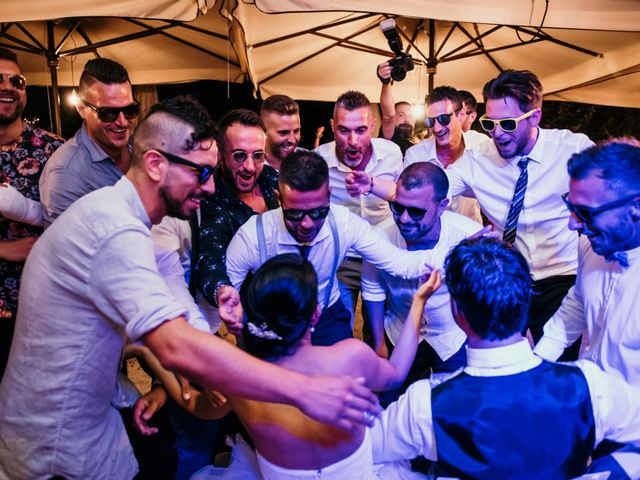 Il matrimonio di Silvia e Simone a Cesenatico, Forlì-Cesena 121