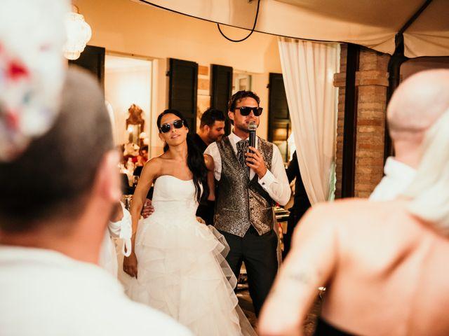 Il matrimonio di Silvia e Simone a Cesenatico, Forlì-Cesena 128