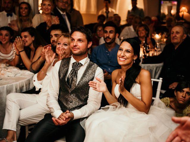 Il matrimonio di Silvia e Simone a Cesenatico, Forlì-Cesena 134