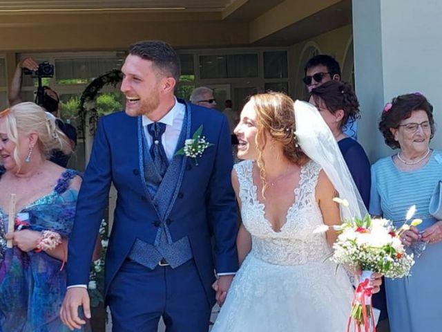 Il matrimonio di Alessio e Laura a Erbusco, Brescia 5
