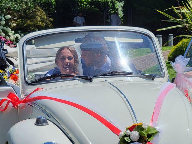 Le nozze di Laura e Alessio