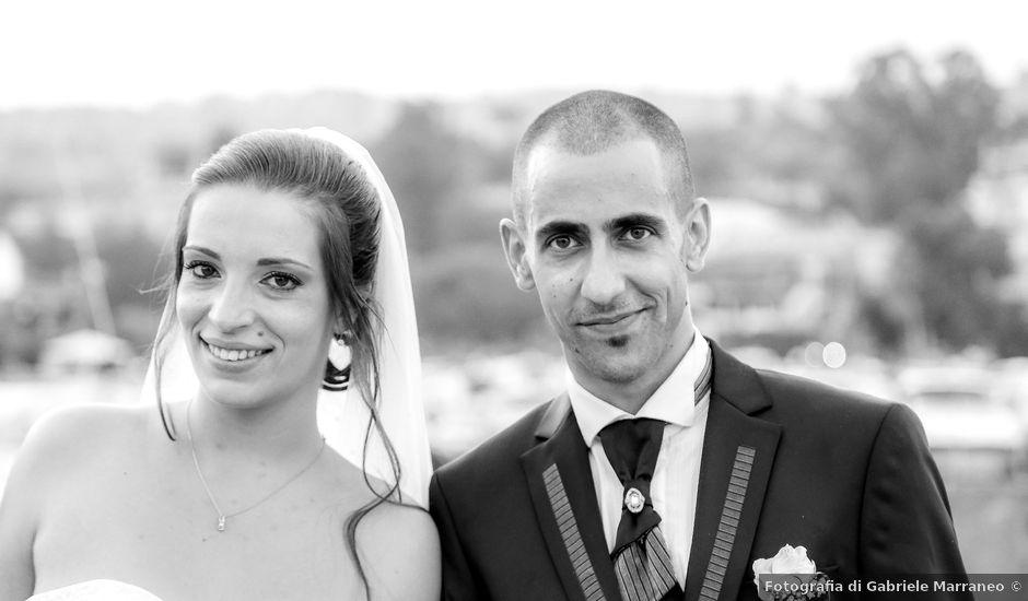Il matrimonio di Marco e Stefania a Catania, Catania