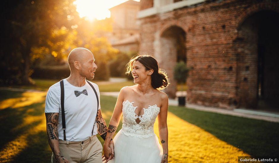 Il matrimonio di Luca e Stefania a Mantova, Mantova