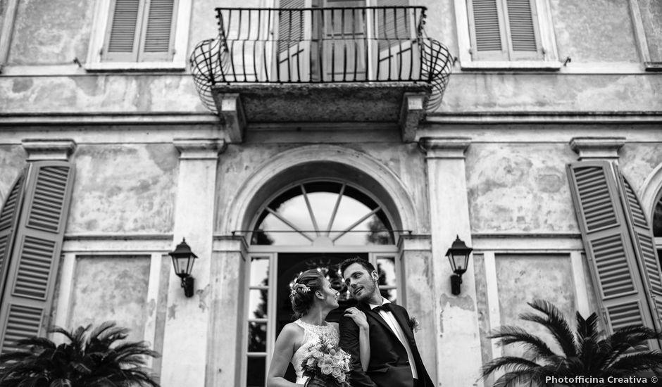 Il matrimonio di Alberto e Marcella a Mantova, Mantova