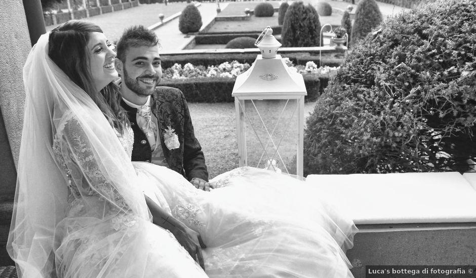 Il matrimonio di Daniele e Claudia a Dossena, Bergamo
