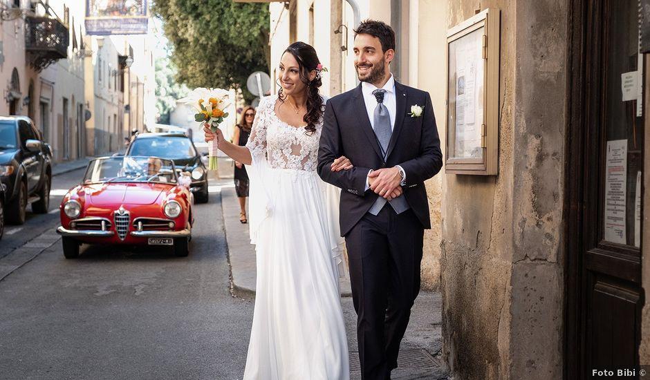 Il matrimonio di Gian Marco e Sara a Massa Marittima, Grosseto