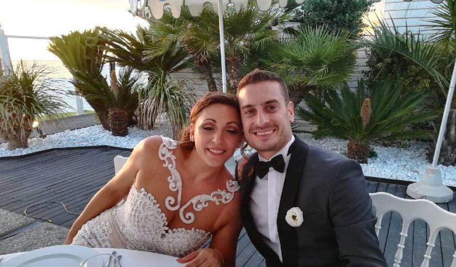 Il matrimonio di Marco e Angela a Bacoli, Napoli