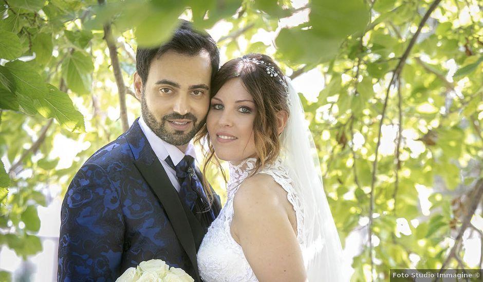 Il matrimonio di Andrea e Silvia a Grottammare, Ascoli Piceno