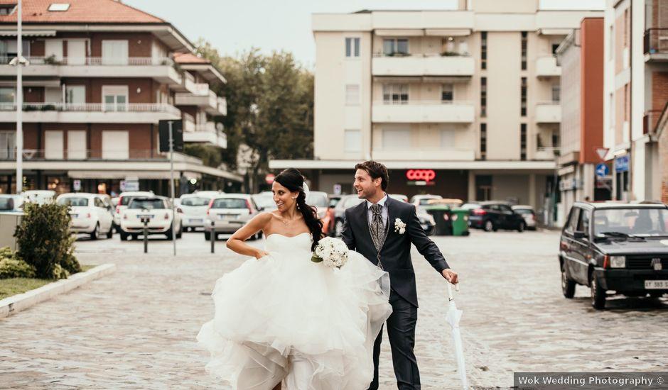 Il matrimonio di Silvia e Simone a Cesenatico, Forlì-Cesena
