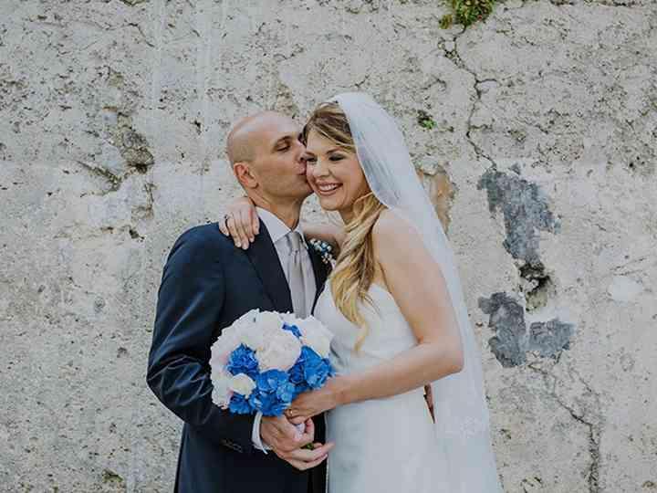 Le nozze di Fabiana e Massimo