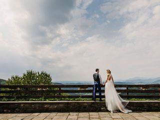 Le nozze di Stefano e Marzia