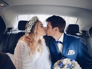Le nozze di Lidia e Mirko