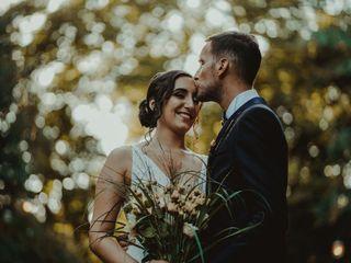 Le nozze di Fabio e Vanessa