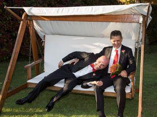Le nozze di Mario e Antonio