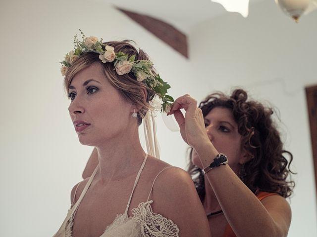 Il matrimonio di Francesco e Serena a Castel San Pietro Terme, Bologna 12