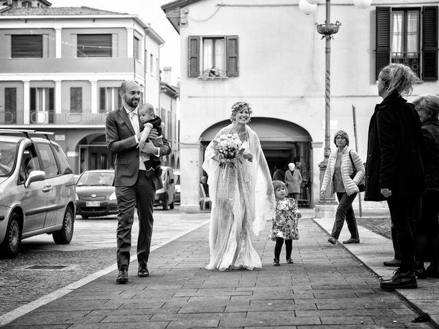 Il matrimonio di Francesco e Serena a Castel San Pietro Terme, Bologna 16