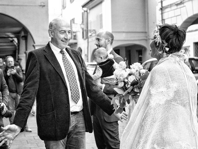 Il matrimonio di Francesco e Serena a Castel San Pietro Terme, Bologna 18