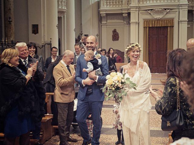 Il matrimonio di Francesco e Serena a Castel San Pietro Terme, Bologna 19