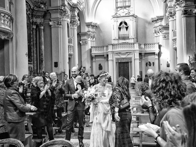 Il matrimonio di Francesco e Serena a Castel San Pietro Terme, Bologna 20