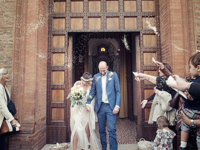 Il matrimonio di Francesco e Serena a Castel San Pietro Terme, Bologna 27