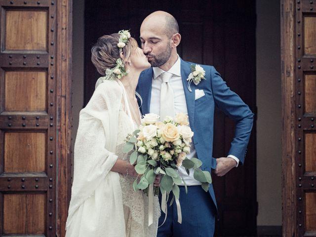 Il matrimonio di Francesco e Serena a Castel San Pietro Terme, Bologna 28
