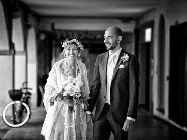 Il matrimonio di Francesco e Serena a Castel San Pietro Terme, Bologna 29