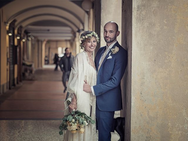 Il matrimonio di Francesco e Serena a Castel San Pietro Terme, Bologna 30