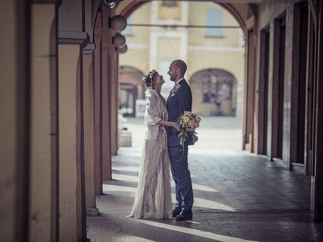 Il matrimonio di Francesco e Serena a Castel San Pietro Terme, Bologna 31
