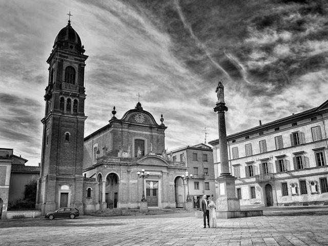 Il matrimonio di Francesco e Serena a Castel San Pietro Terme, Bologna 32