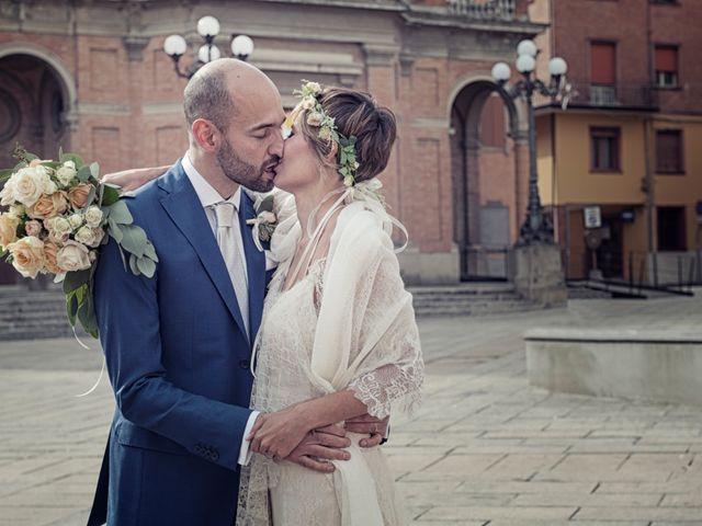 Il matrimonio di Francesco e Serena a Castel San Pietro Terme, Bologna 33