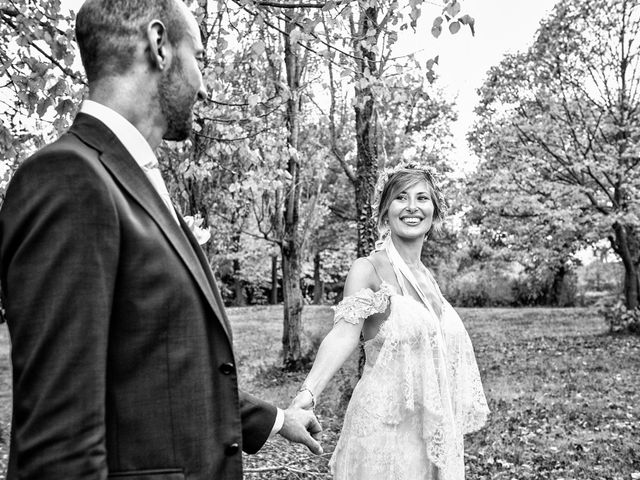 Il matrimonio di Francesco e Serena a Castel San Pietro Terme, Bologna 36