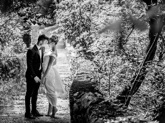 Le nozze di Serena e Sergio