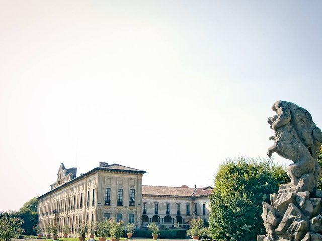 Il matrimonio di NADER e SARA a Bollate, Milano 10
