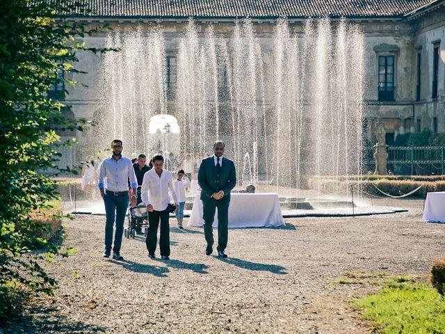 Il matrimonio di NADER e SARA a Bollate, Milano 12