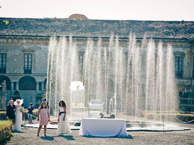 Il matrimonio di NADER e SARA a Bollate, Milano 13