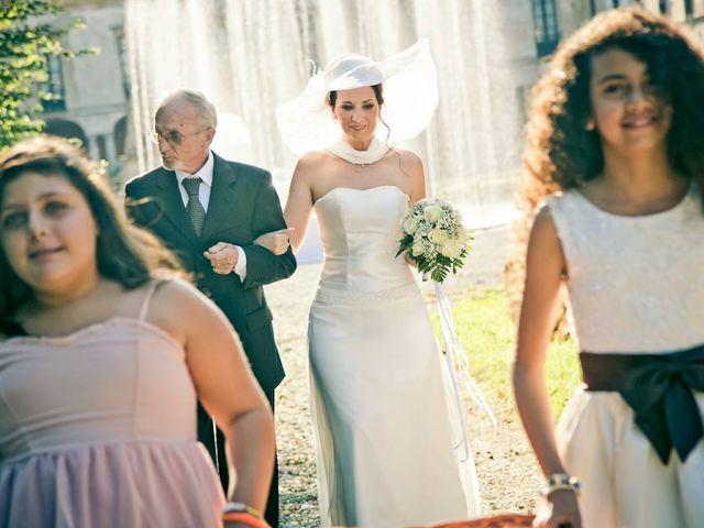 Il matrimonio di NADER e SARA a Bollate, Milano 16