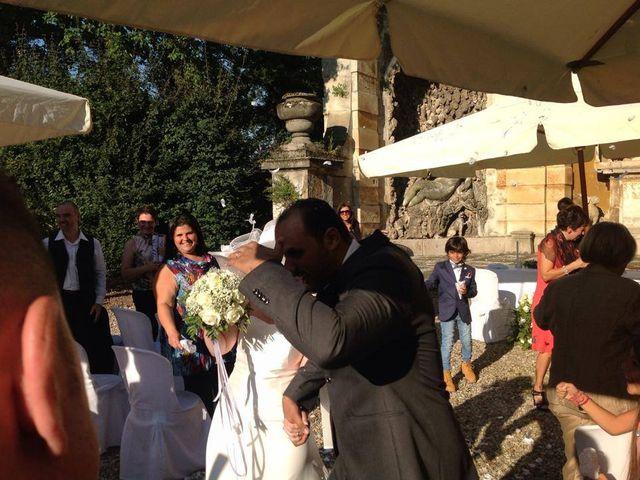 Il matrimonio di NADER e SARA a Bollate, Milano 20