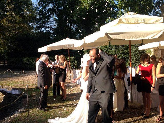 Il matrimonio di NADER e SARA a Bollate, Milano 23