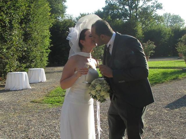 Il matrimonio di NADER e SARA a Bollate, Milano 24