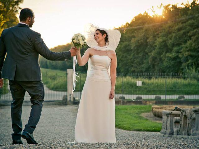 Il matrimonio di NADER e SARA a Bollate, Milano 38