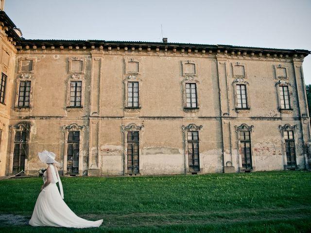 Il matrimonio di NADER e SARA a Bollate, Milano 39