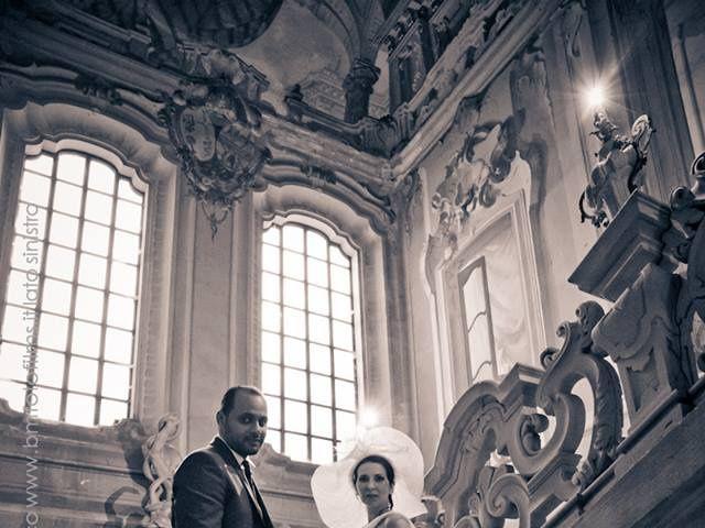 Il matrimonio di NADER e SARA a Bollate, Milano 41